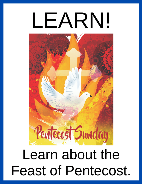 Learn about the Feast of Pentecost