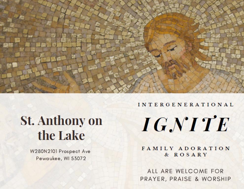 Family Adoration and Rosary