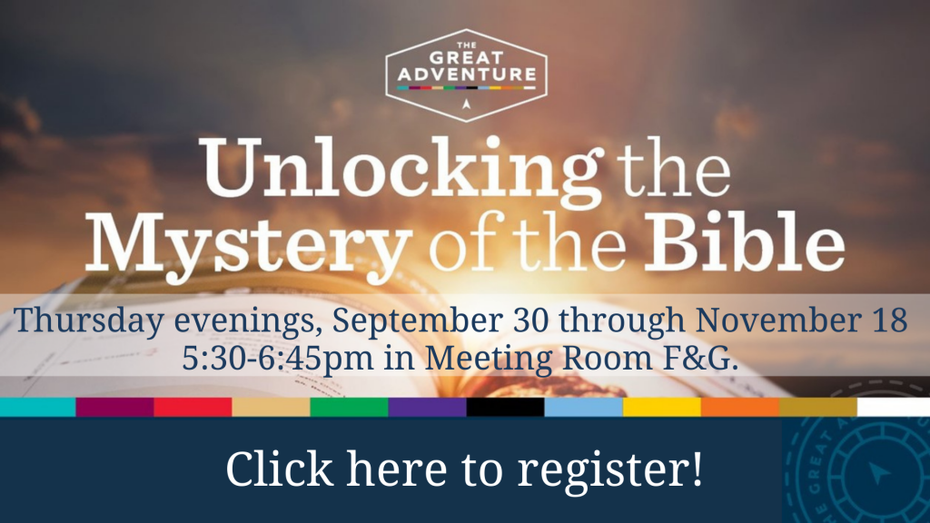 Unlocking the Mystery of the Bible