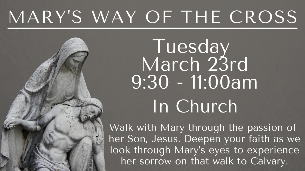 Mary's Way of the Cross St. Anthony on the Lake