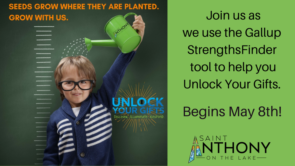 Unlock Your Gifts