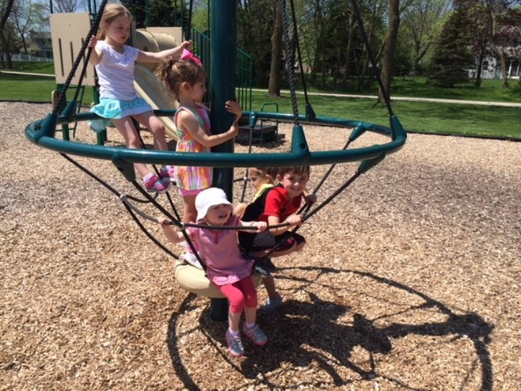 Summer Park Play Dates at St. Anthony on the Lake
