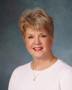 Photo of Mrs. Laurie Polkus, Director of Music and Liturgy