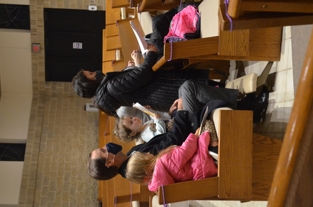 IGNITE Family Adoration at St. Anthony on the Lake