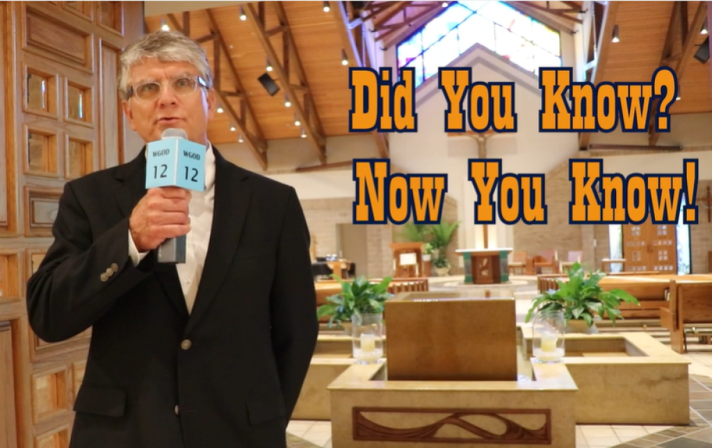 Did You Know? Know You Know? at St. Anthony on the Lake