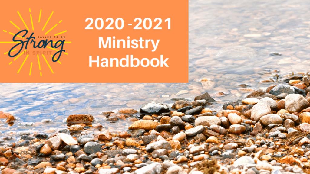 Ministry Handbook