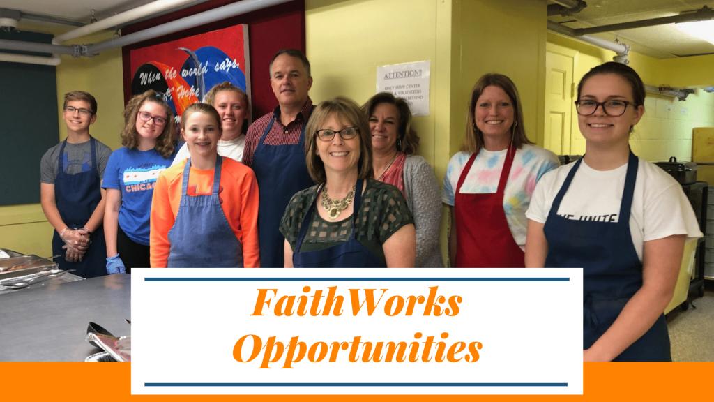FaithWorks Ideas for Families