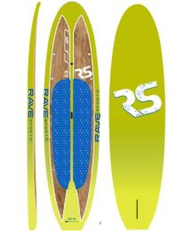 Rave Sports Paddle Board
