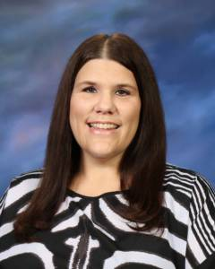 Photo of Mrs. Jennifer Guthrie, Resource Specialist