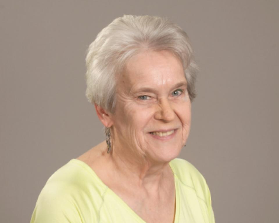 Barbara Webb, St. Anthony on the Lake