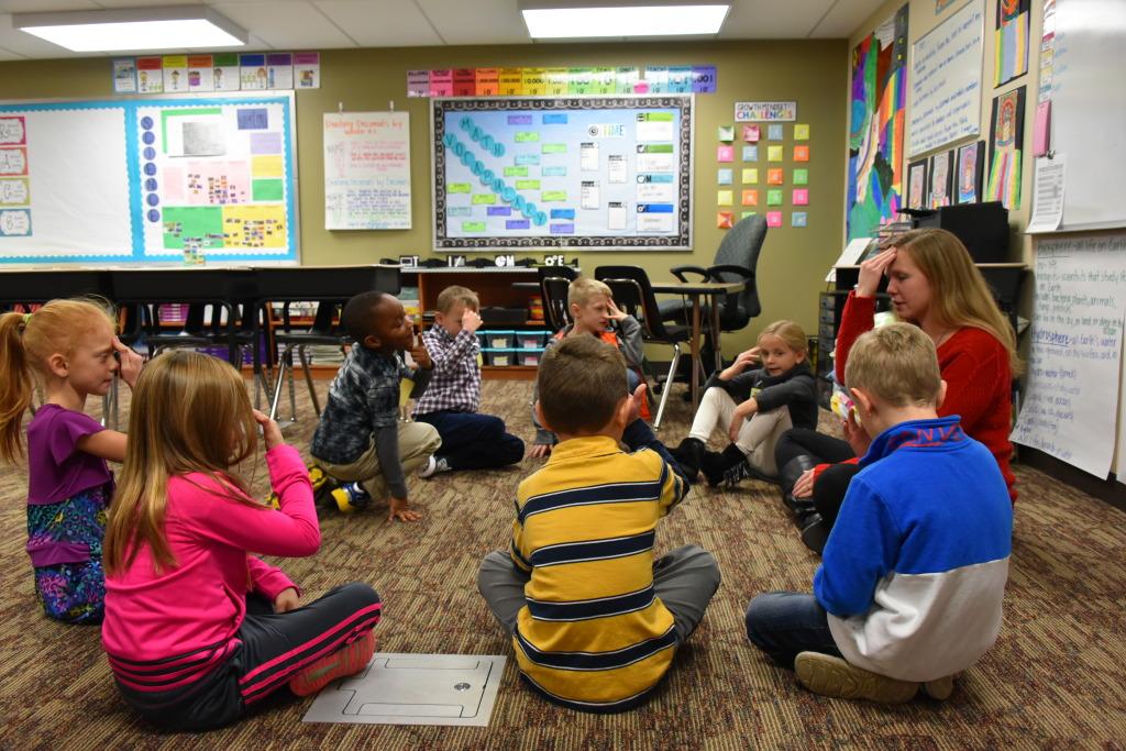 Program Classes during LaPetite Family Program