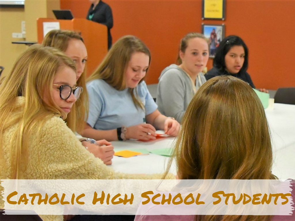 Catholic High School Registration