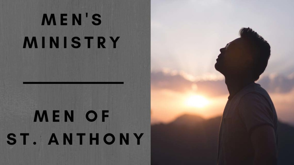 Men's Ministry at St. Anthony on the Lake