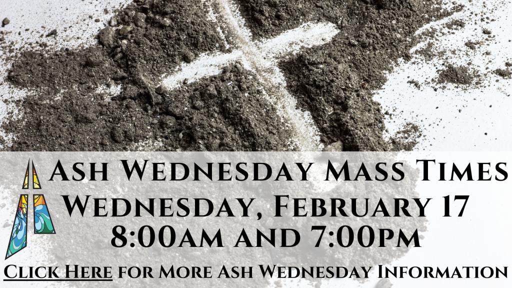 Ash Wednesday Information