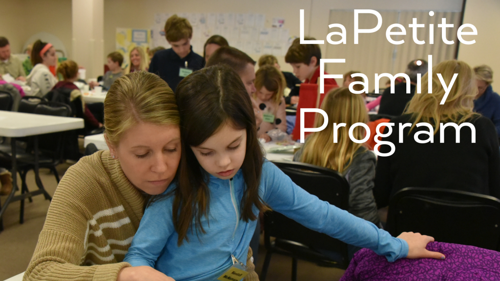 LaPetite Family Program at St. Anthony on the Lake