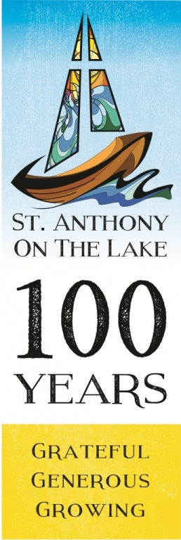 St. Anthony on the Lake Centennial Year!