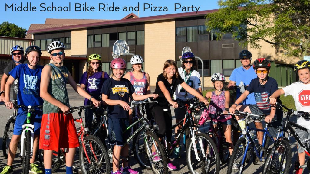Middle School Bike Ride