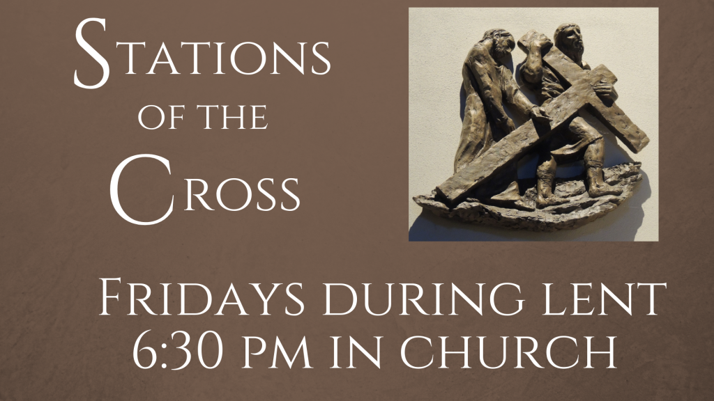 Stations of the Cross St. Anthony on the Lake