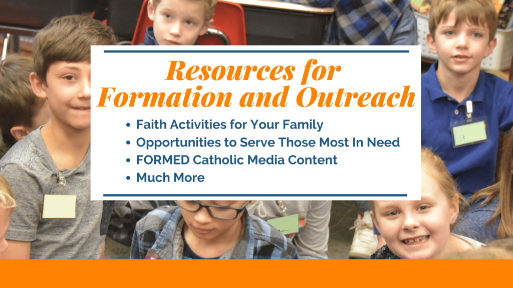 Resources for Formation and Outreach