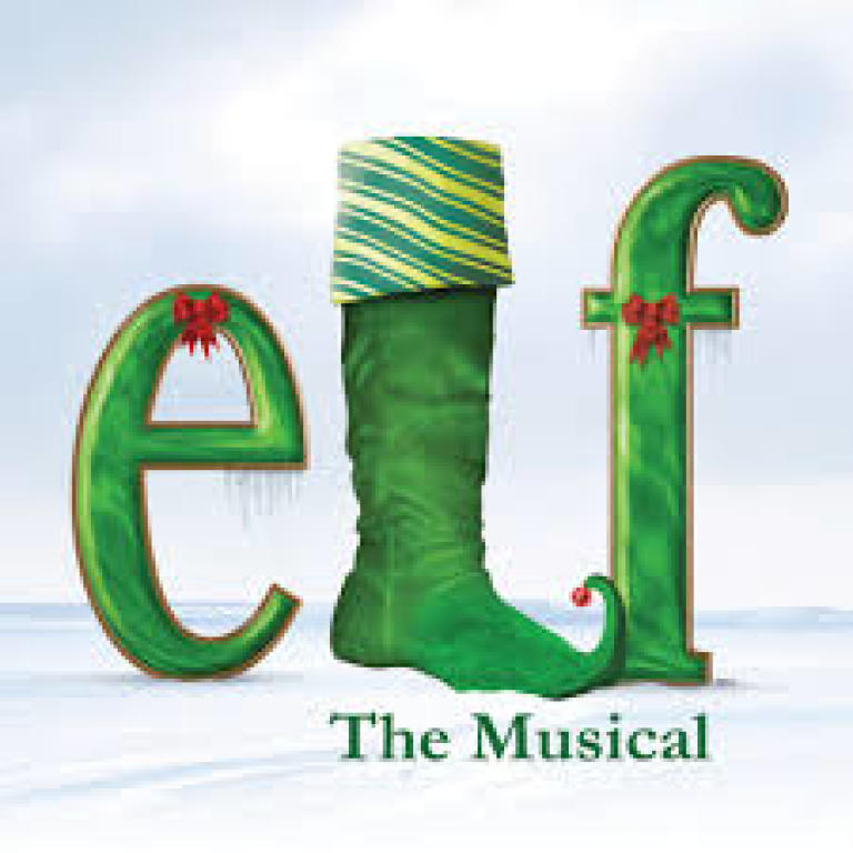 Elf the Musical at the Fireside Theater