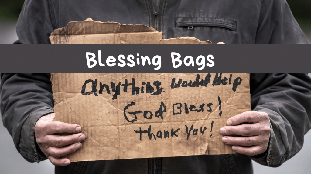 Blessing Bags FaithWorks at St. Anthony on the Lake