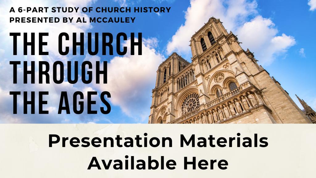 Church History Study