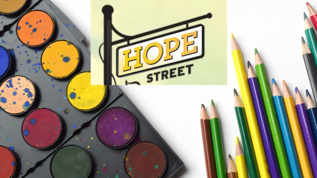 Hope Street Ministry Created to Create