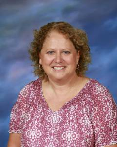 Photo of Mrs. Connie Fellows, Band Director
