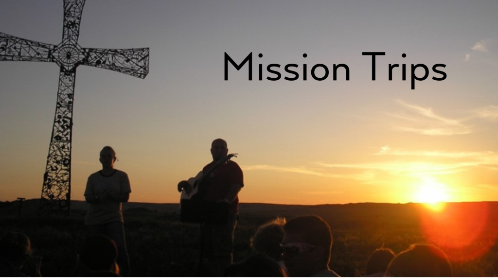 Mission Trips at St Anthony on the Lake