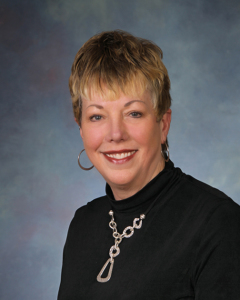 Photo of Mrs. Maureen Michaels, Faith Formation Administrative Assistant