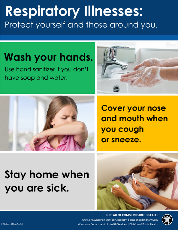 Respiratory Illness Prevention Measures