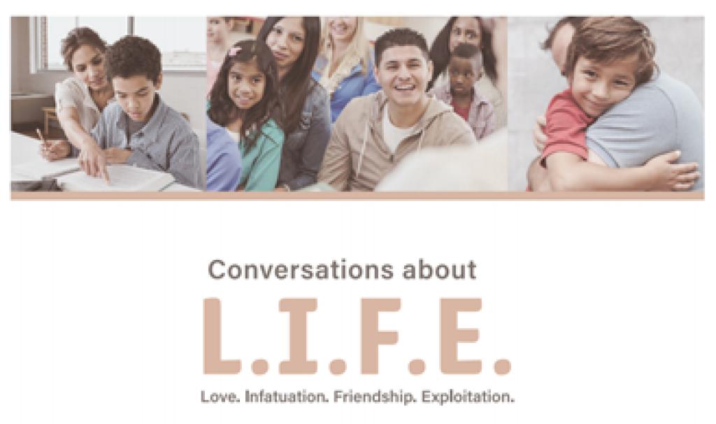 Conversations about L.I.F.E.