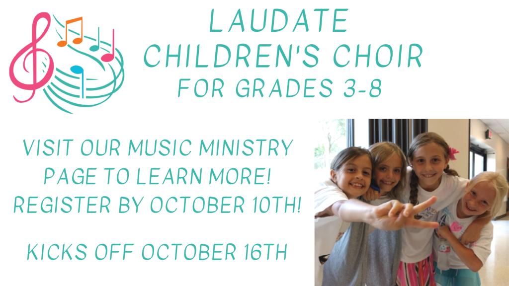 Laudate Children's Choir