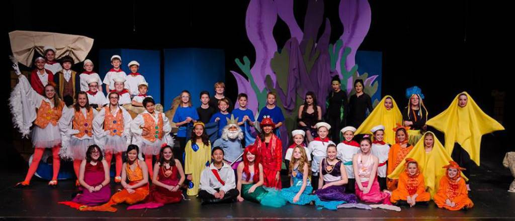 School Musical at St. Anthony on the Lake