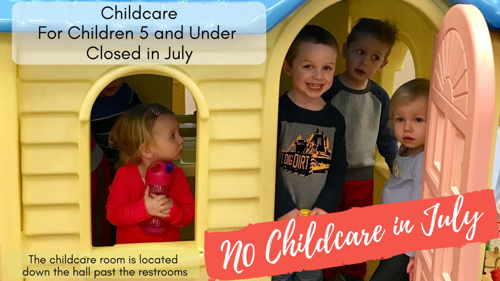 Childcare at St. Anthony on the Lake
