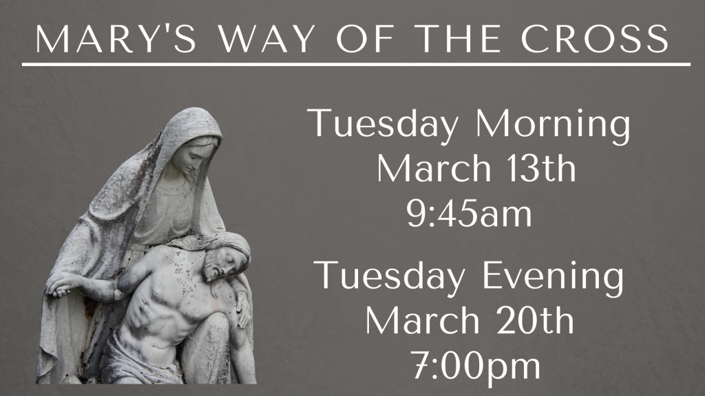 Mary's Way of the Cross at St. Anthony on the Lake
