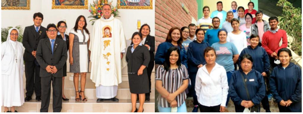 Santisimo Sacramento, Our Sister Parish