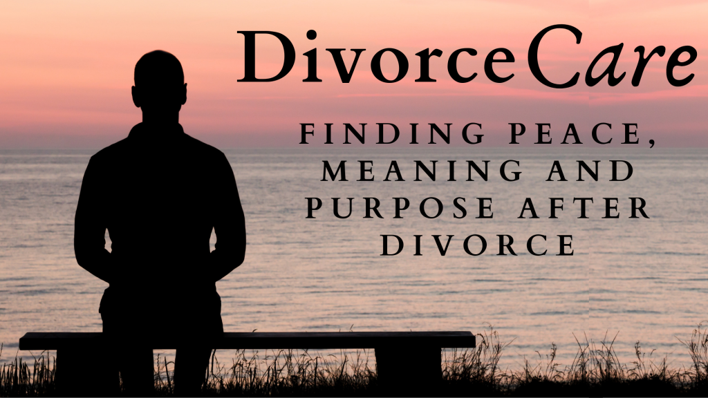 Divorce Care at St. Anthony on the Lake