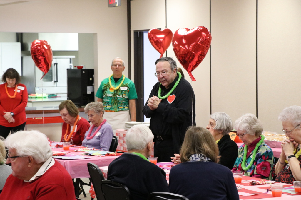 Young at Heart Valentines Party