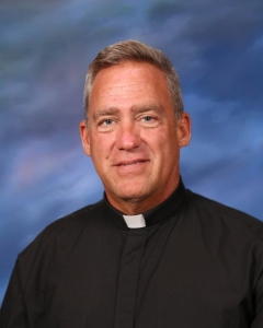 Photo of Father Tony Zimmer, Pastor