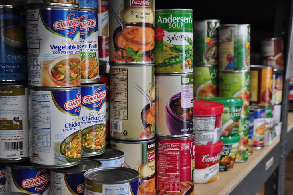 Despensa del la Paz Food Pantry