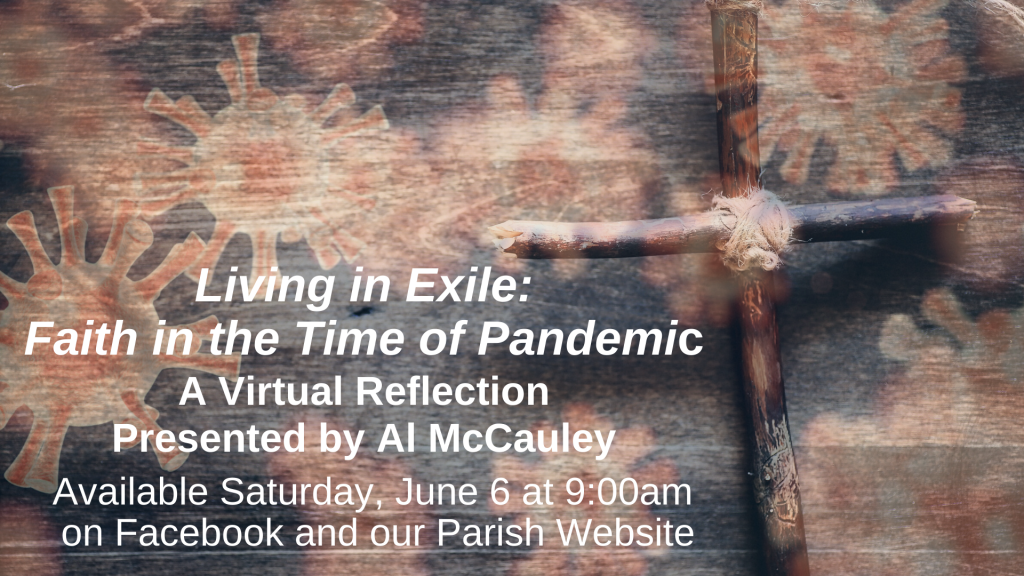 Living in Exile with Al McCauley