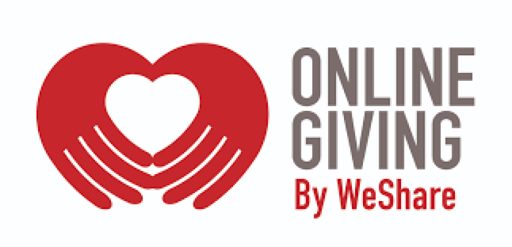 WeShare Online Giving at St. Anthony on the Lake