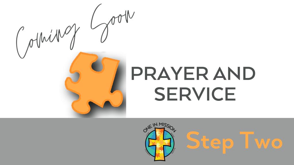 Stewardship Renewal Step Two
