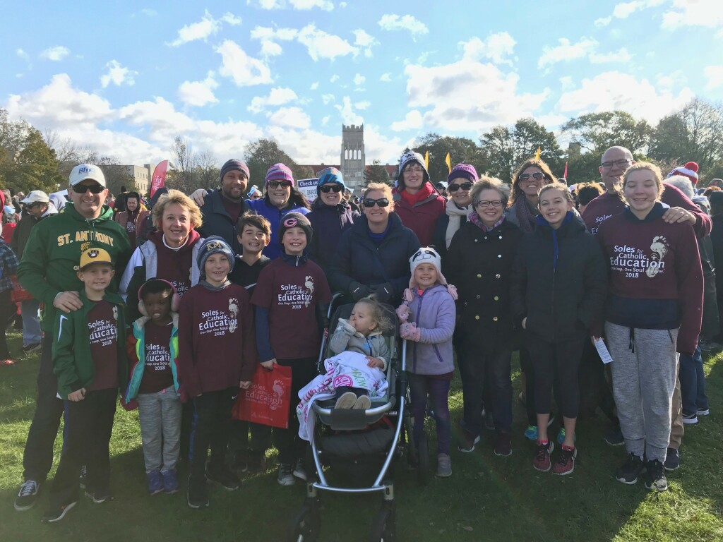 Soles for Education Walk