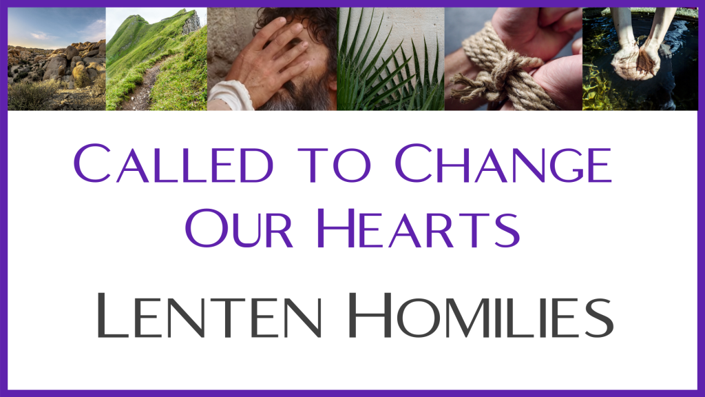 Lenten Homilies at St. Anthony on the Lake