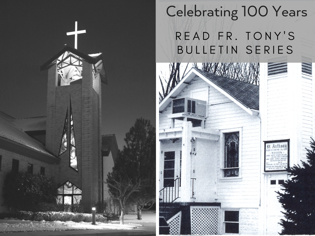 Celebrating 100 Years at St. Anthony on the Lake