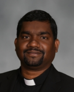 "Photo of Rev. Robert ""Alex"" Sander Anthony, MSC"