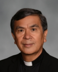 Photo of Rev. Jonas Tandayu, MSC