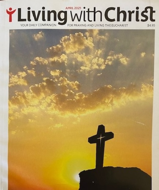 April Living With Christ